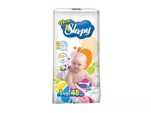 New Sleepy SUPER Newborn 1
