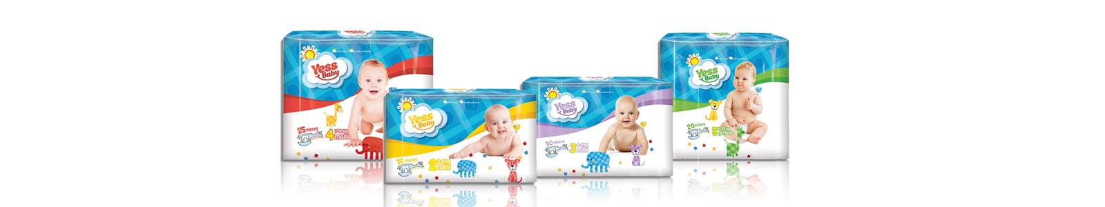 Yess Baby termékcsalád