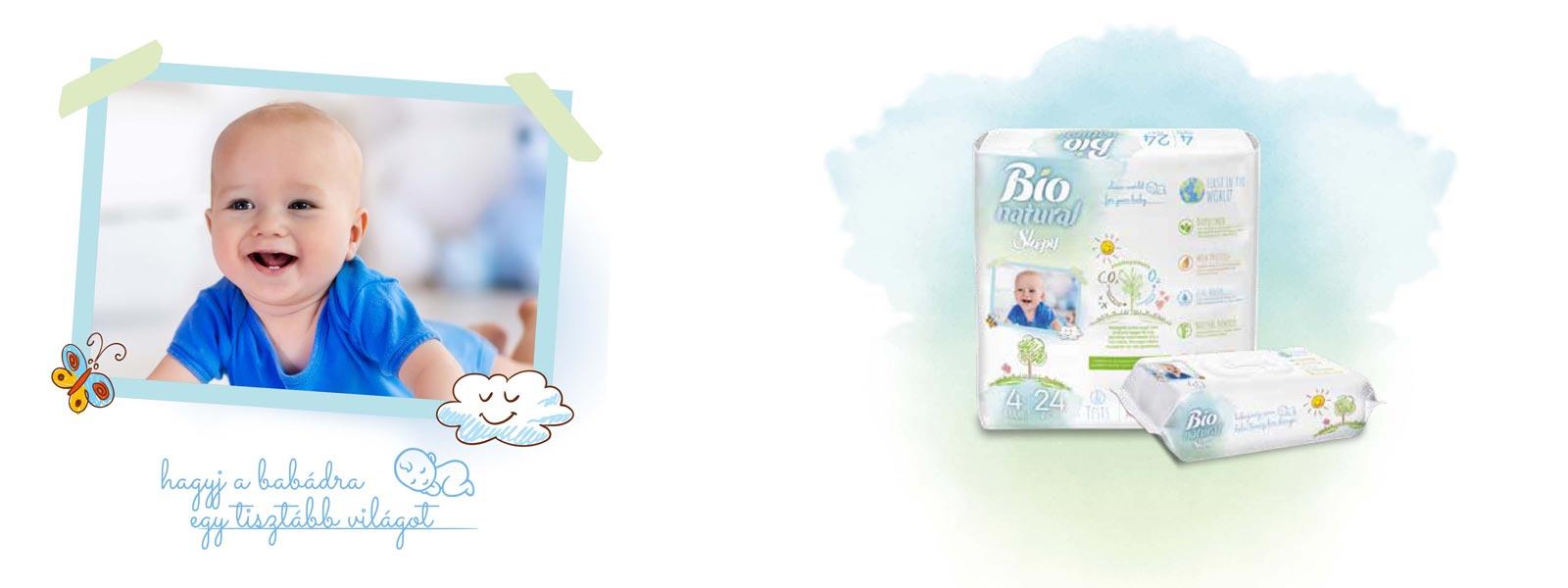 Sleepy Bio natural termékcsalád