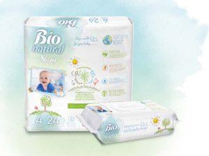 Sleepy Bio Natural nadrágpelenkák